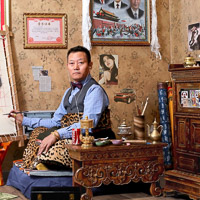 Family Album: New Works by Gonkar Gyatso