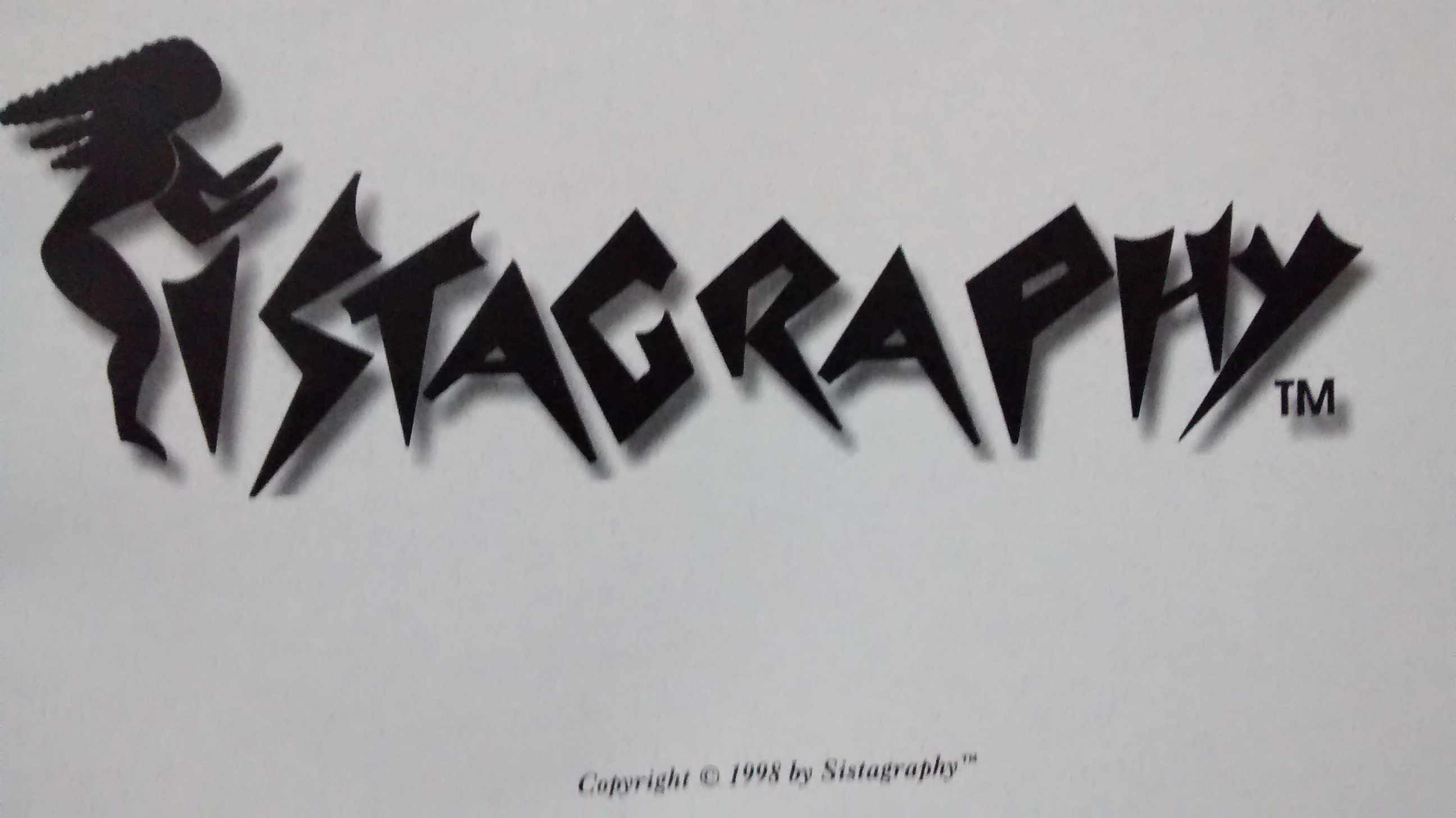 Sistagraphy
