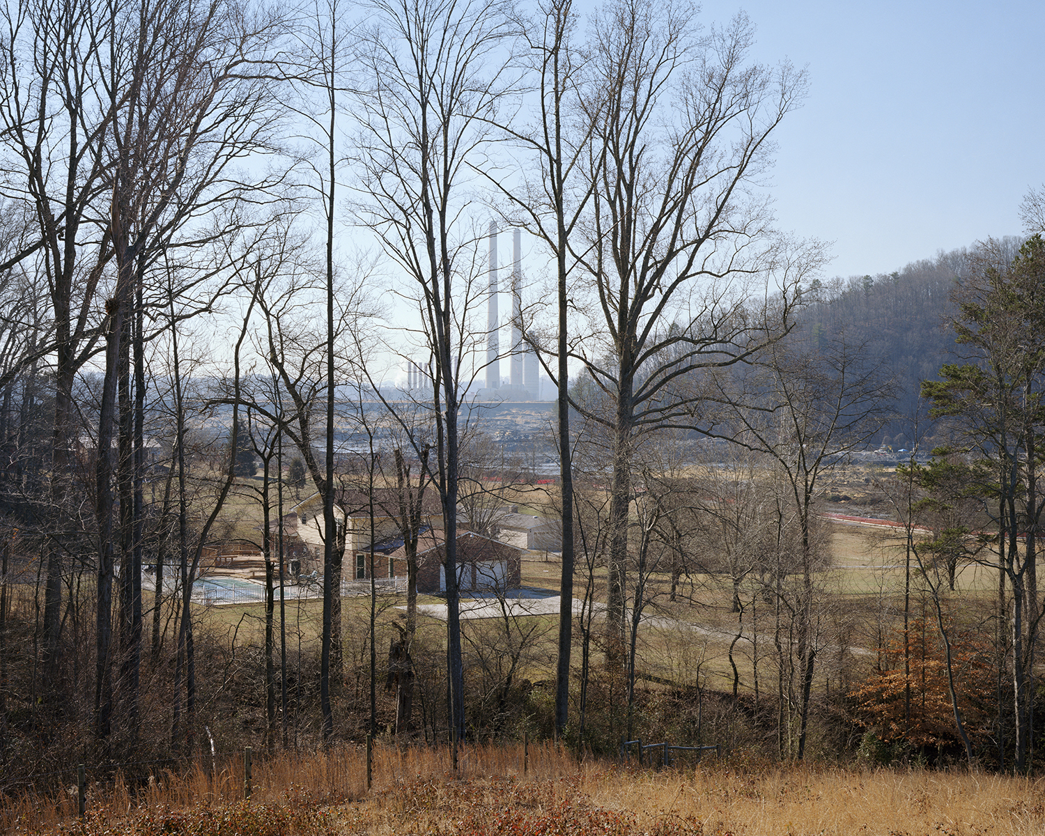 "Jeff Rich, ""Coal Fly Ash Spill, Emory River, Tennessee"", 2009, archival inkjet print. Courtesy of the artist"